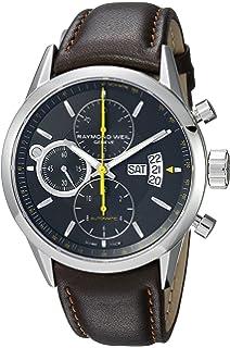 7a9f91f8afe Raymond Weil Men s Freelancer Quartz Watch with Stainless-Steel Strap