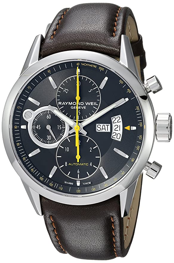 Raymond Weil Watches Review 2019 List Of Watches That Doesn T Suck
