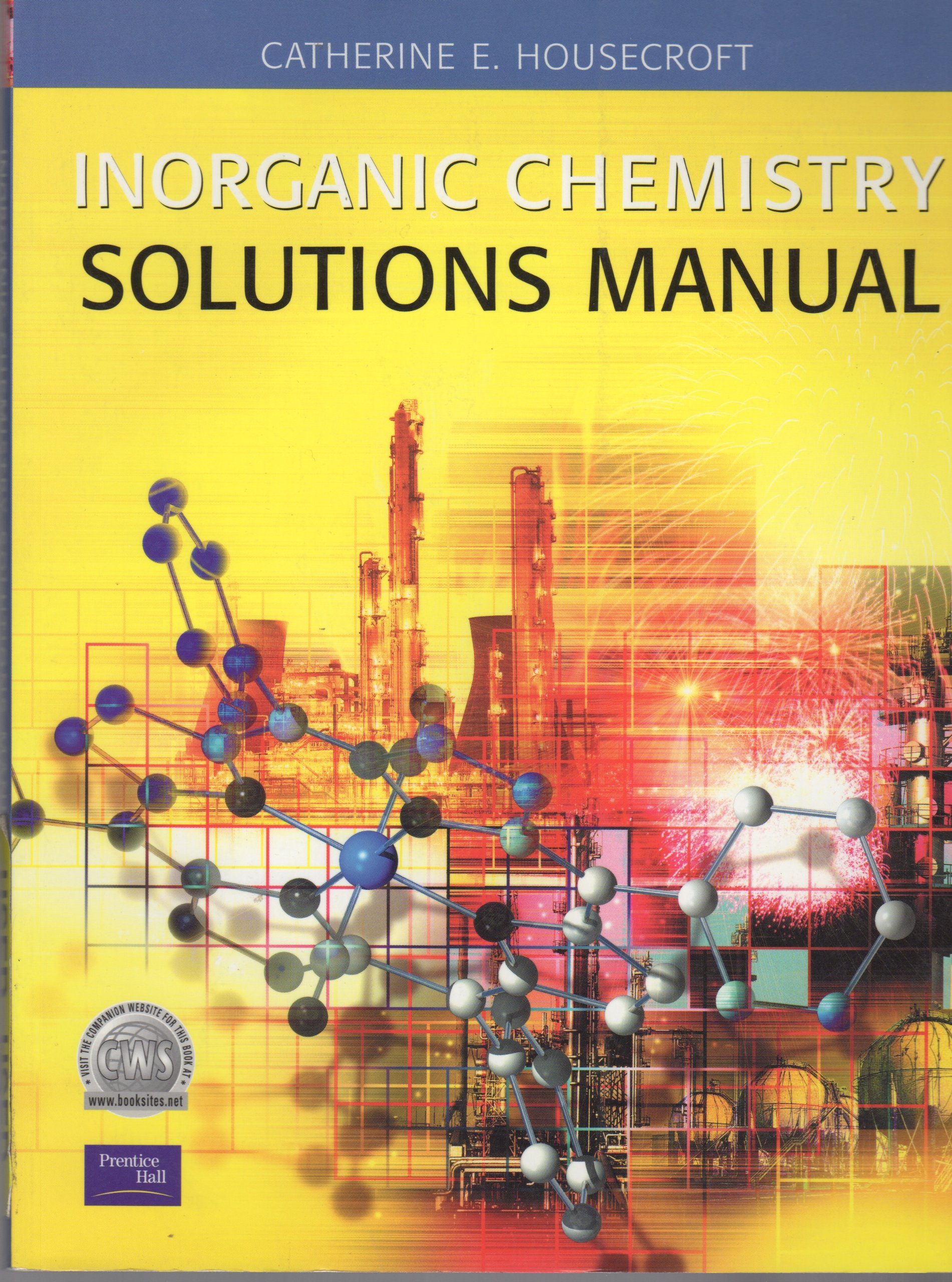 Buy Inorganic Chemistry Solutions Manual Book Online at Low Prices in India    Inorganic Chemistry Solutions Manual Reviews & Ratings - Amazon.in