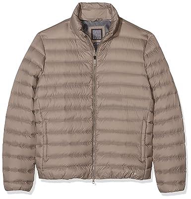 56 Man Geox Vêtements Beige Homme Blouson funge F6164 Jacket Accessoires Down Et dpOOB8xwqR