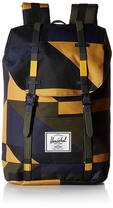 Herschel 664180232 Mochilas Unisex Verde TU: Amazon.es: Zapatos y complementos