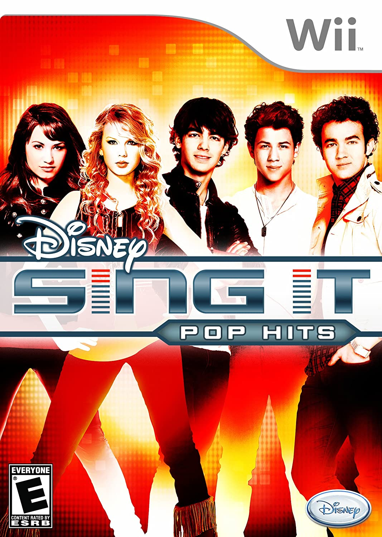 Disney Sing It: Pop Hits - Nintendo Wii (Game Only)