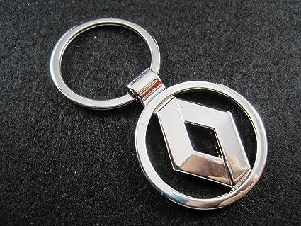 Llavero de metal compatible con Renault lla001-8
