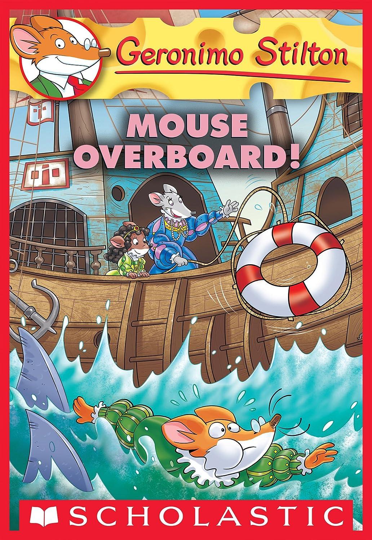 Mouse Overboard! (Geronimo Stilton #62) (English Edition) eBook ...