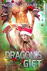 Dragon's Gift: A SciFi Alien Romance (Red Planet Dragons of Tajss Book 12) Kindle Edition