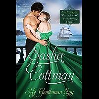 My Gentleman Spy (The Duke of Strathmore Book 5)