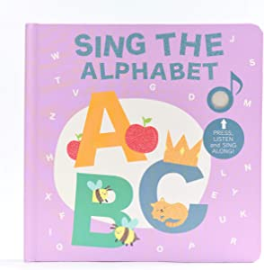 Cali's Books ABC Song. Sound Book for Children - Best Interactive Musical Book for Toddlers. Educational Toy for Toddlers Ages 2-4. Alphabet Learning Kids Books with Music. Award Winner