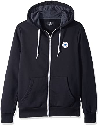 142e1fb57c1a Amazon.com  Converse Men s Full Zip Hoodie  Clothing