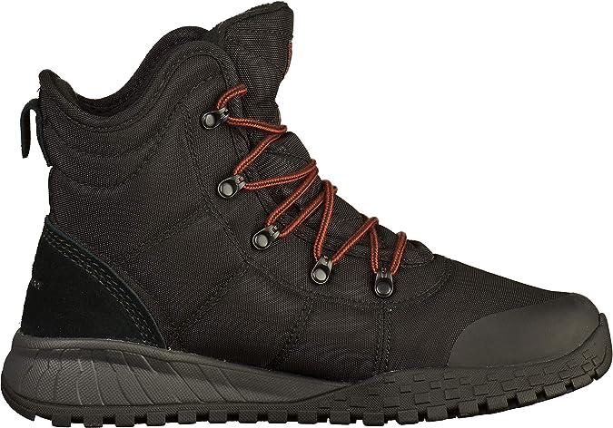Columbia Fairbanks Omni-Heat Shoes Herren black//rusty 2019 Schuhe schwarz