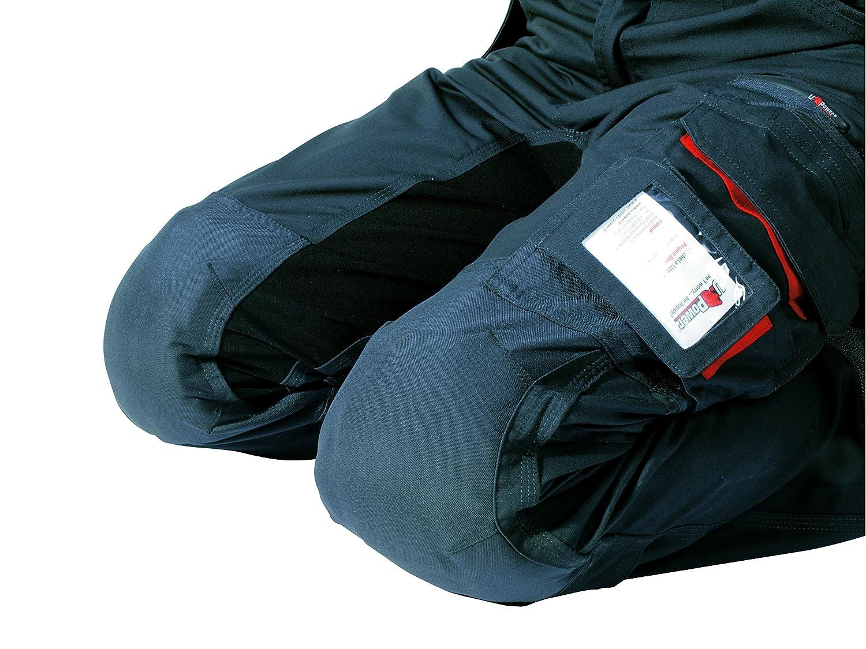 Upower pantaloni rimovibile con tasca sulla coscia Deep Blue 44 1