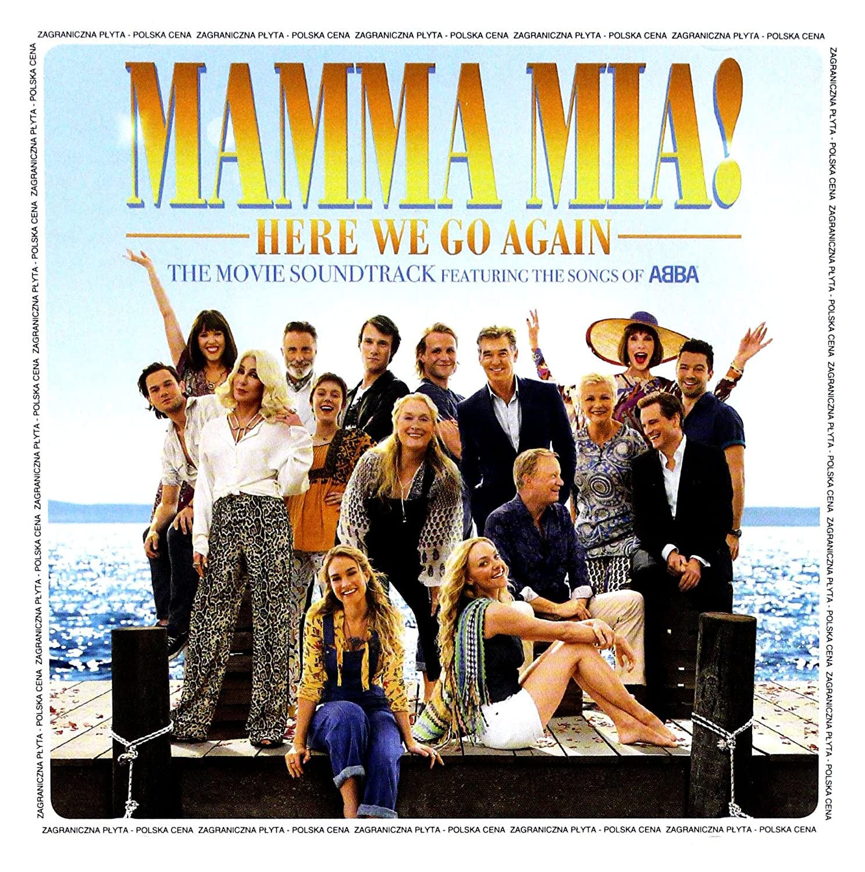 Jessica Keenan Wynn / Dominic Cooper / Lily James: Mamma Mia! Here ...