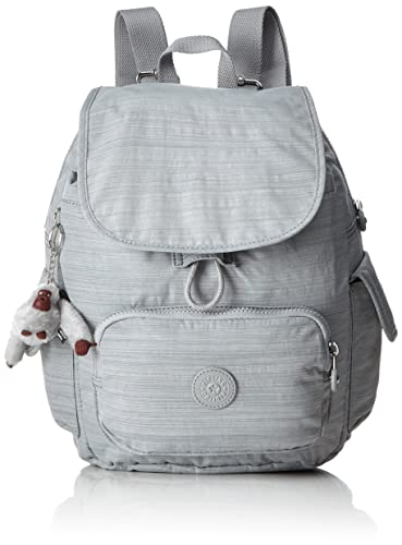 Kipling CITY PACK S Dazz Grey