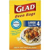 Glad Glad Large Oven Bag, 4 count