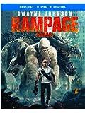 Rampage (Bilingual) [Blu-Ray + DVD + Digital]