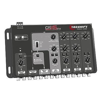 Taramp's CRX5 5-Way Electronic Crossover: Car Electronics