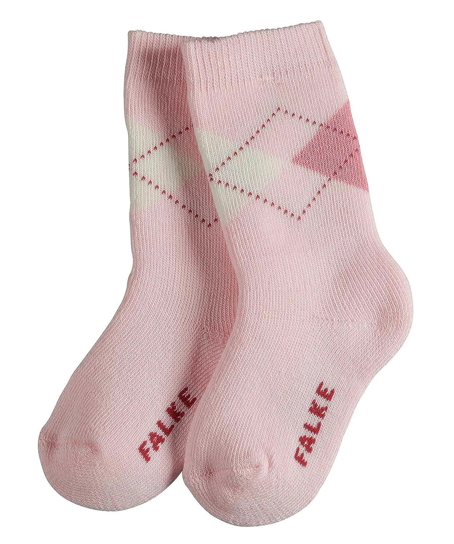 FALKE Unisex Baby Argyle Socken