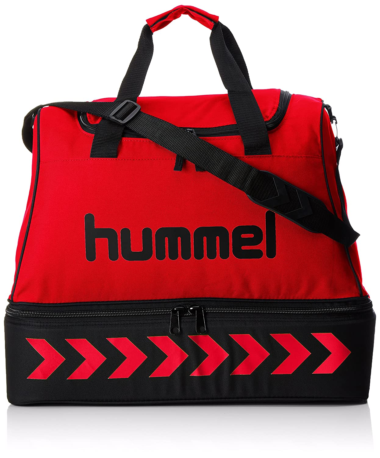 Hummel Tasche Authentic Soccer Bag  Amazon.co.uk  Sports   Outdoors a07df5b71fe5d