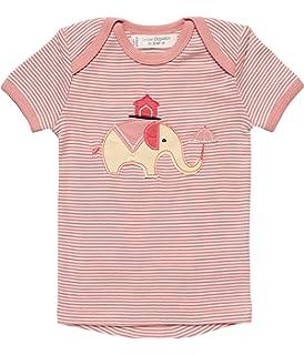 Sense Organics Baby-M/ädchen Tilly Schlupfkragen GOTS T-Shirt