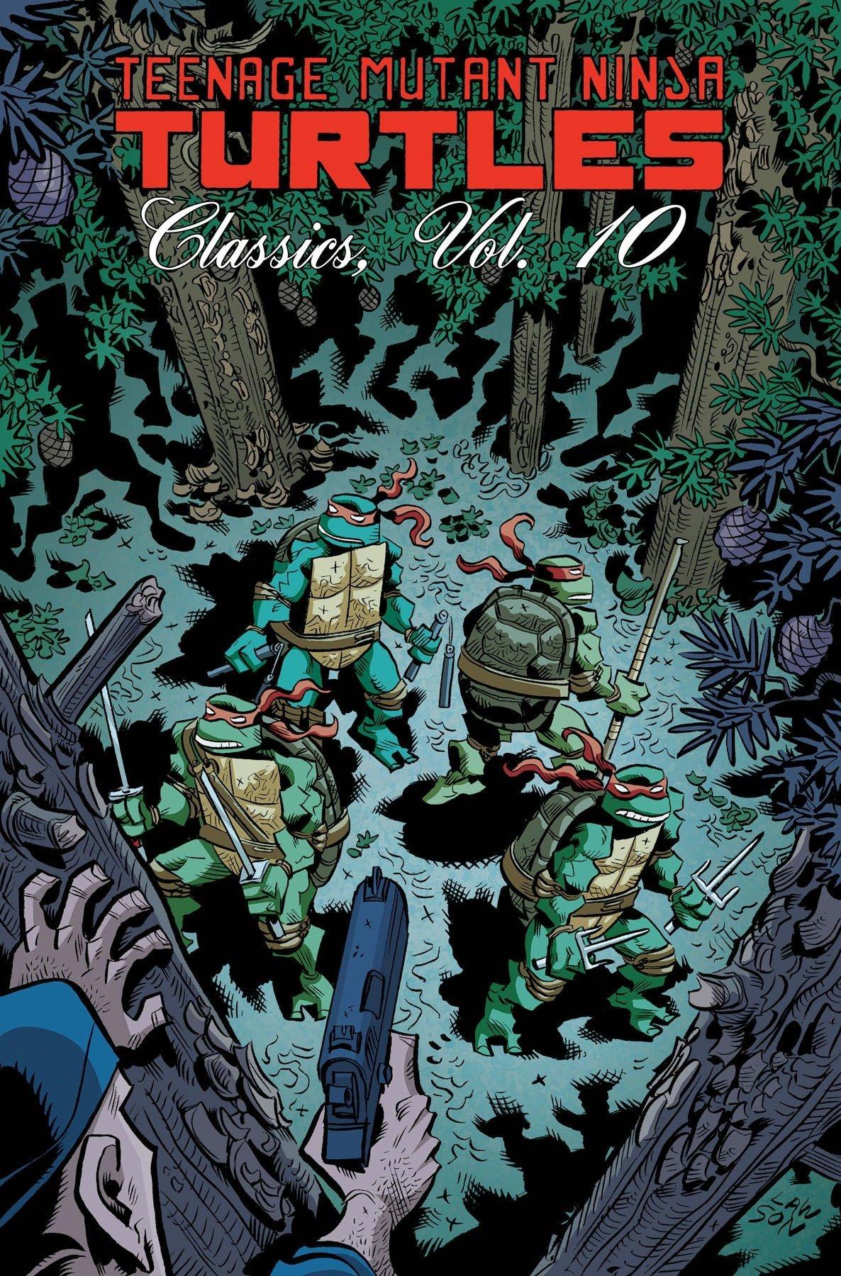 Read Online Teenage Mutant Ninja Turtles Classics Volume 10 (TMNT Classics) pdf epub