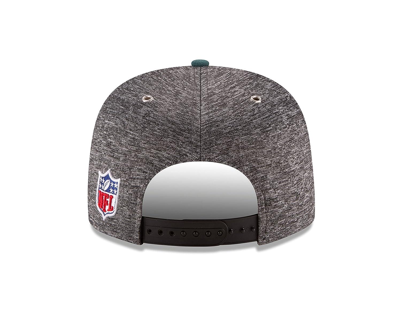 Amazon.com   New Era NFL Philadelphia Eagles 2016 Draft 9Fifty Snapback Cap 0d33e44ebd7