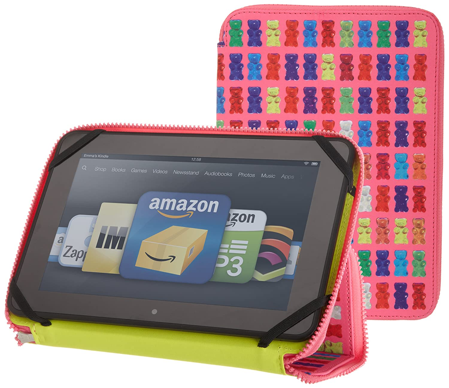 Limited Edition Premium Leather Origami Cover for Kindle Voyage Amazon Devices & Accessories