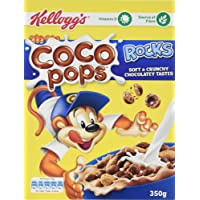 Coco Pops Coco Rocks 350 g, Pack of 5