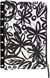 me & my BIG ideas  PLS-09 Create 365 The Happy Planner Snap in Pouch, Bold Black Flowers With Black Pouch