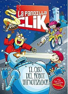 La pandilla Clik 2: EL MISTERIO DE COCODRILO 73: Amazon.es: Innovant, Innovant, Innovant: Libros