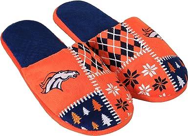 Denver Broncos Ugly Slide Slipper Small