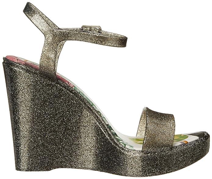 a4107bc81f2 Qupid Women's Grand Wedge Sandal