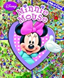 Minnie Mouse (Disney®) Look and Find