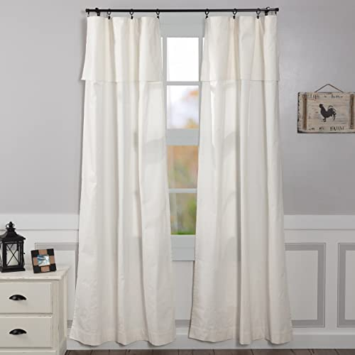 Piper Classics Silo Hill 96″ Panel w/ Attached Valance