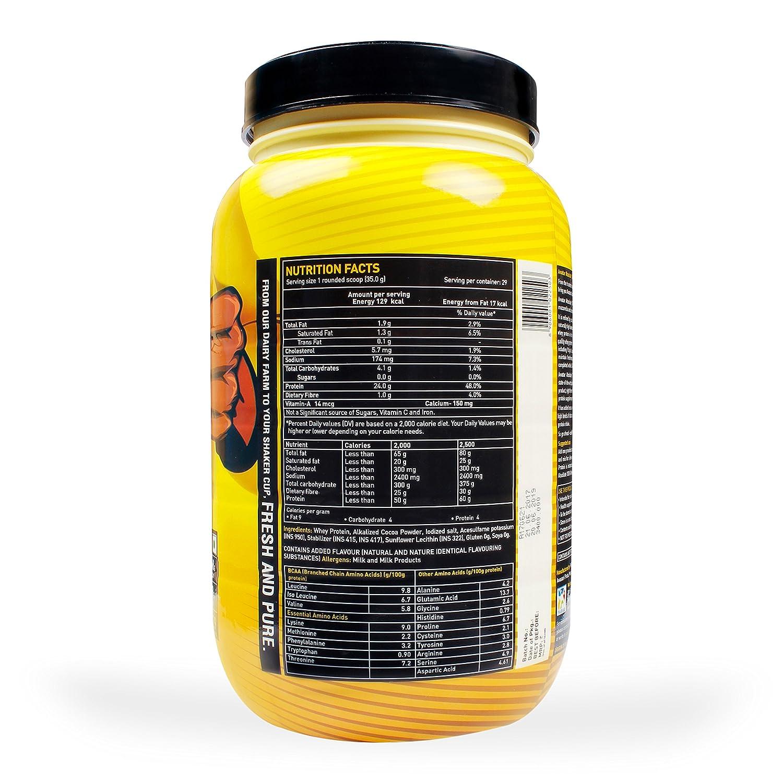 Avatar Nutrition Whey Protein Nutritionwalls