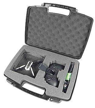 casematix Mini Drone duro funda de transporte para Parrot Drone ...