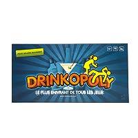 Drinkopoly Plus Enivrant de Tous les Jeux - le Roi de Jeux à Boire - Un Jeu de Plateau Pour les Adultes