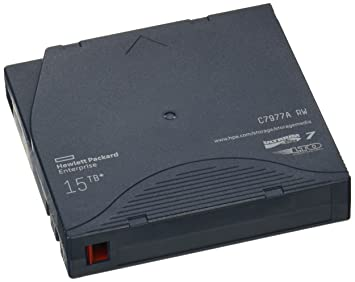 Hewlett Packard C7977A - Cinta magnética de almacenamiento de datos, color azul: Hewlett-Packard-Enterprise: Amazon.es: Informática