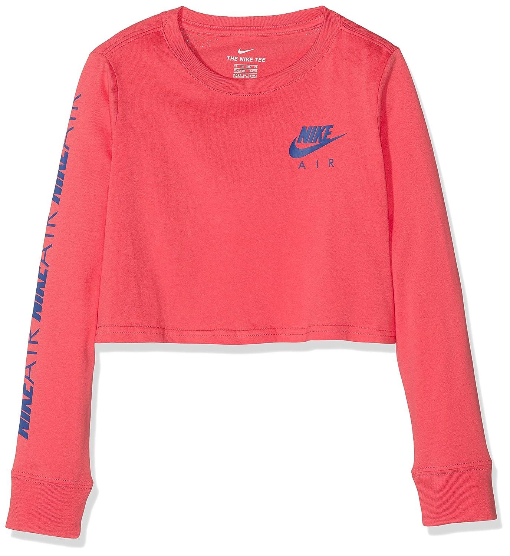 Nike M/ädchen Air Longsleeve