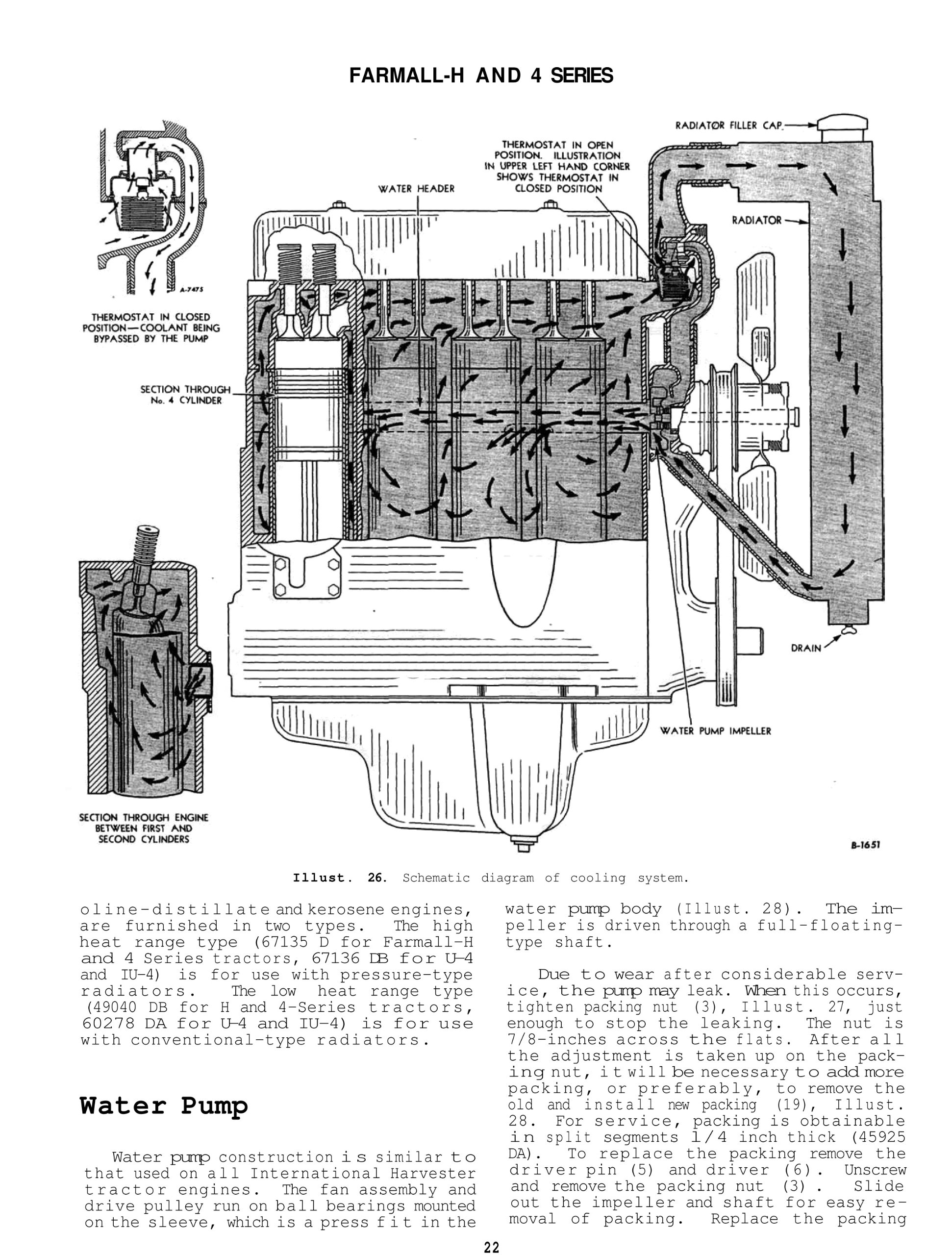 Farmall Super C Carburetor Adjustment Circuit Diagram Maker
