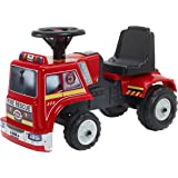 Falquet & Cie - 1018 - Porteur Fire Rescue pour Bébé