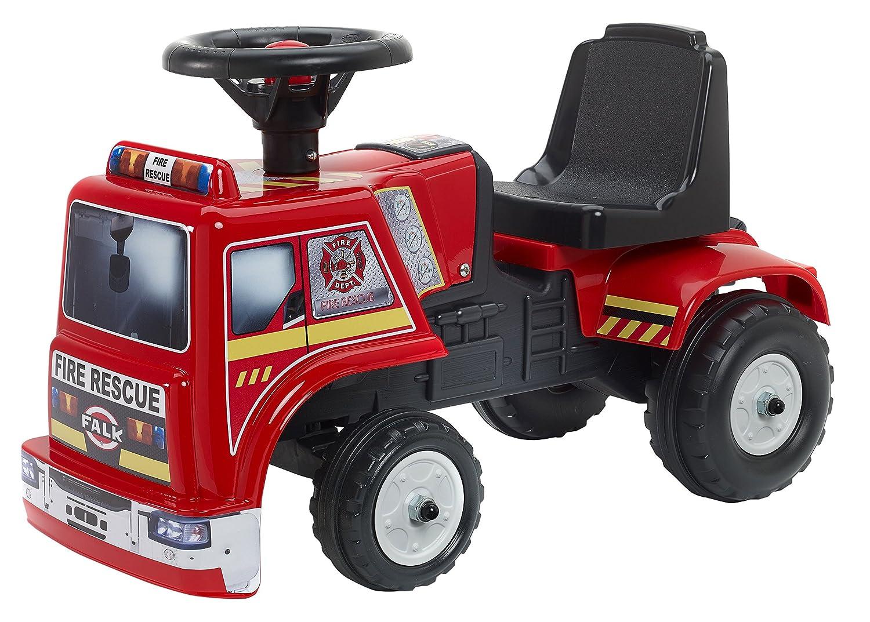 Falquet & Cie–1018–Feuerwehr-Rutschauto für Babys KAP1018D