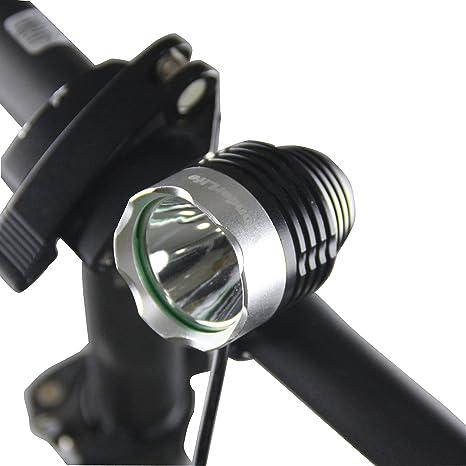 WonderLife Luz Bicicleta, luz Recargable de la Bici de Montaña ...