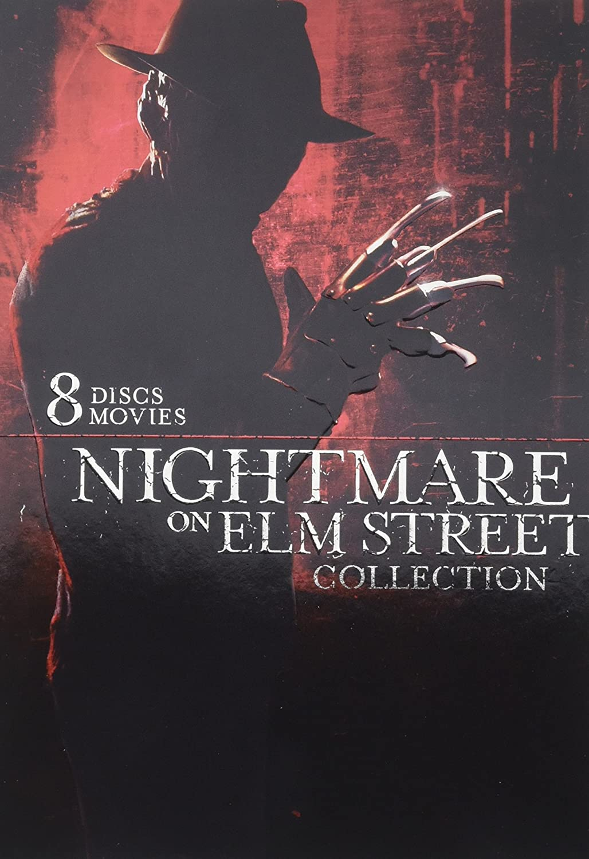 Amazon.co.jp: NIGHTMARE ON ELM STREET COLLECTION: DVD