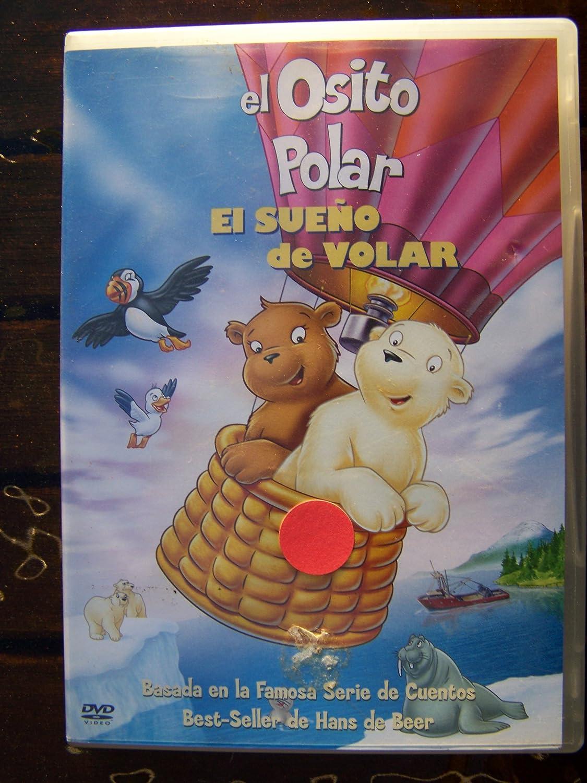 El Osito Polar-El sueño de volar [DVD]: Amazon.es: Piet De Rycker ...