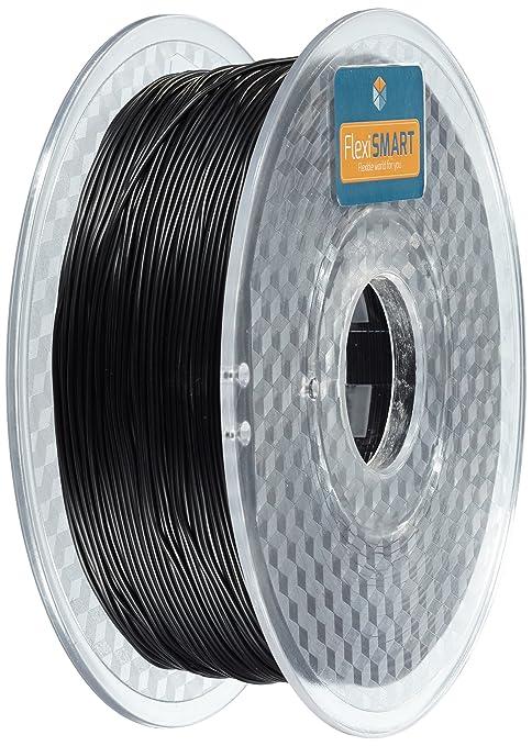 54 opinioni per 1 kg. Black FlexiSMART 1.75 mm Filamento flessibile TPE per la Stampa 3D