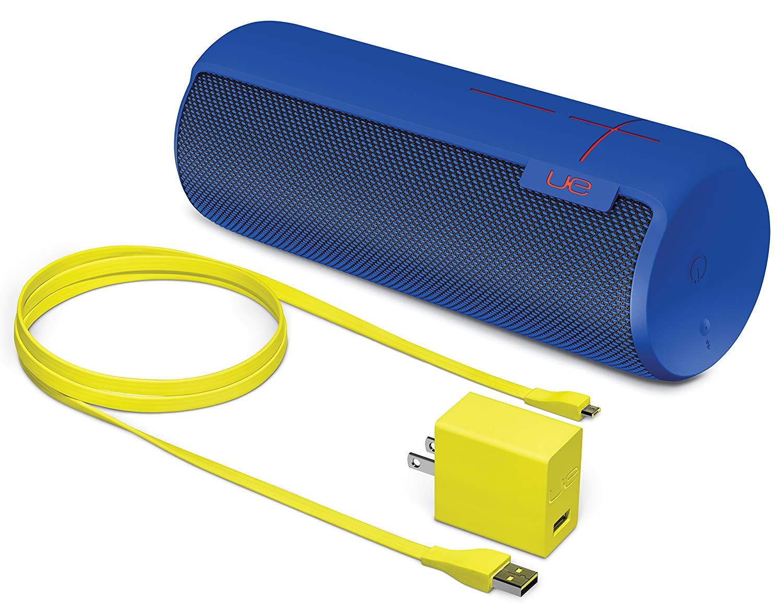 Amazon.com: UE MEGABOOM Electric Blue Wireless Mobile Bluetooth ...