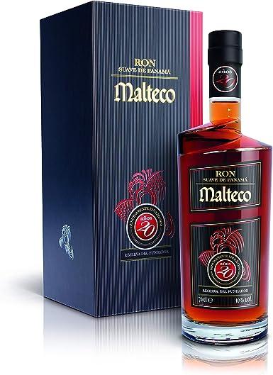 Malteco Ron Reserva del Fundador 20 Años 40% - 700 ml in Giftbox