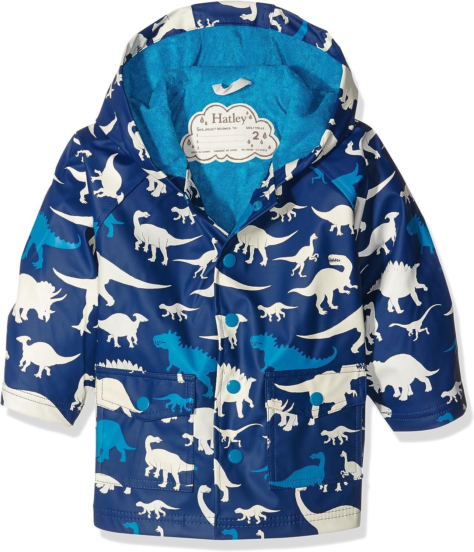 Hatley Boys Wild Dinos Raincoat