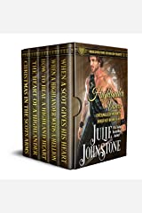 Highlander Vows: Entangled Hearts Collection Volume 2: The last five books in the Highlander Vows: Entangled Hearts Scottish Romance Series (Highlander Vows- Entangled Hearts) Kindle Edition