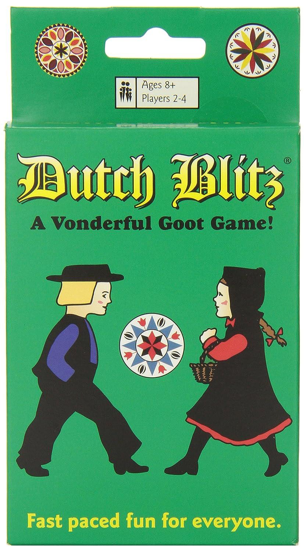 Dutch Blitz Card Games Various Contributors Flat River Group 201