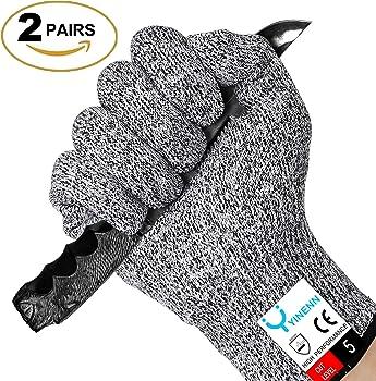 Yinenn Cut Resistant Gloves